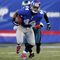 Ahmad Bradshaw, New York Giants (December 30, 2012)
