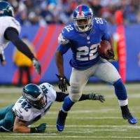David Wilson Update: Back Sidelined for Week, Further Tests Monday