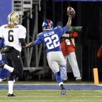 David Wilson, New York Giants (December 9, 2012)