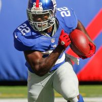 David Wilson, New York Giants (September 16, 2012)
