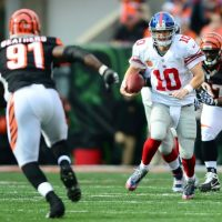 Eli Manning, New York Giants (November 11, 2012)