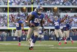 Game Preview: New York Giants at Dallas Cowboys, October 19, 2014