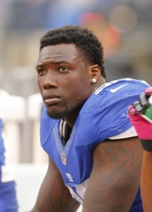 Jason Pierre-Paul, New York Giants (October 7, 2012)