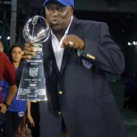 Ottis Anderson, New York Giants (September 5, 2012)