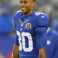 Victor Cruz, New York Giants (December 9, 2012)