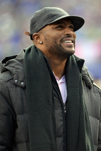 Amani Toomer, New York Giants (December 15, 2013)