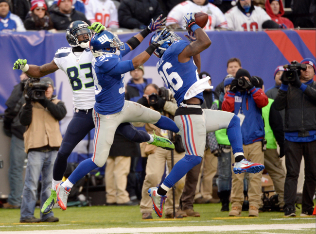 Antrel Rolle – © USA TODAY Sports Images
