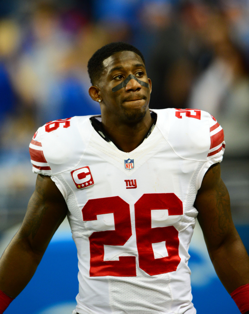 Antrel Rolle, New York Giants (December 22, 2013)