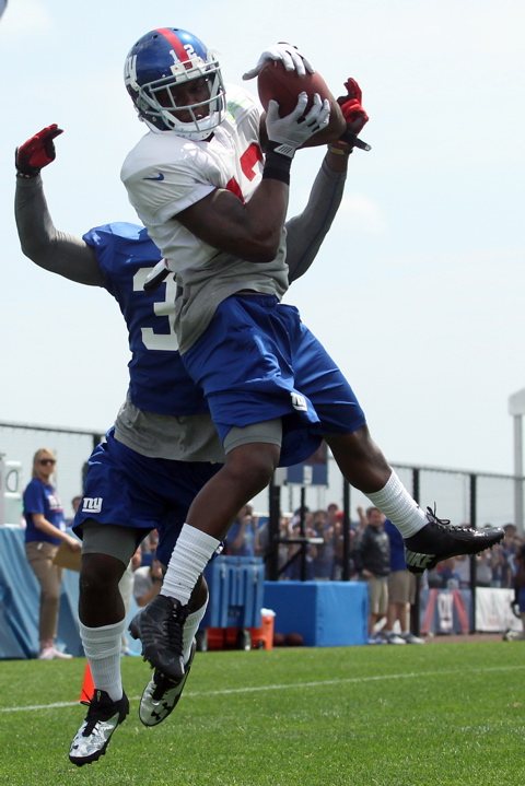 Jerrel Jernigan, New York Giants (August 7, 2013)