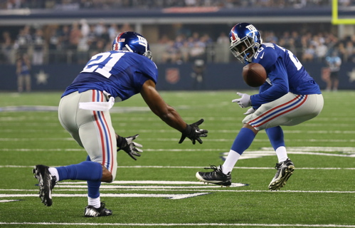 Ryan Mundy, New York Giants (September 8, 2013)