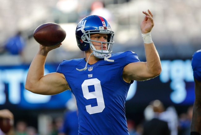 Ryan Nassib – © USA TODAY Sports Images