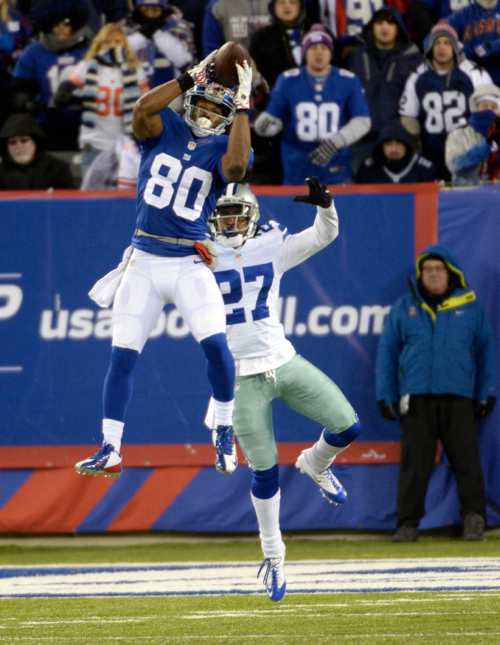 Victor Cruz, New York Giants (November 24, 2013)
