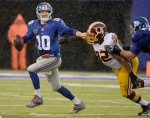 Game Preview: New York Giants at Washington Redskins, September 25, 2014