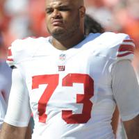 George Selvie Visits NY Giants; NY Jets Sign James Brewer