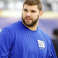 Justin Pugh, New York Giants (November 10, 2013)