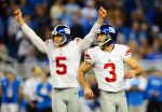 Steve Weatherford: The New York Giants Not-So Everyday Punter