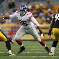 New York Giants Confirm Will Beatty Will Miss 5-6 Months