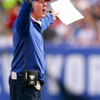 Tom Coughlin, New York Giants (September 14, 2014)