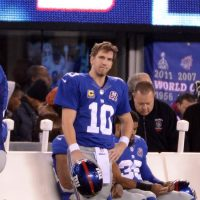 Eli Manning, New York Giants (November 23, 2014)