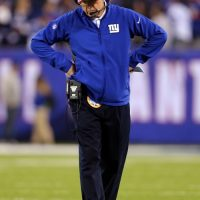 Tom Coughlin, New York Giants (November 23, 2014)