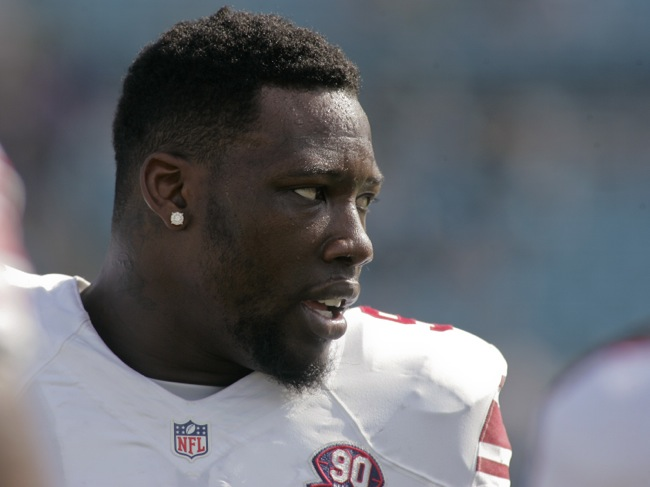 Jason Pierre-Paul, New York Giants (November 30, 2014)