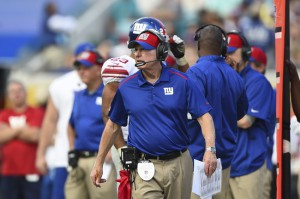 Tom Coughlin, New York Giants (November 30, 2014)