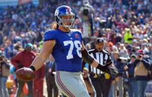 Markus Kuhn, New York Giants (December 7, 2014)