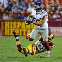 Peyton Hillis Released by New York Giants