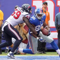 Daniel Fells, New York Giants (September 14, 2014)