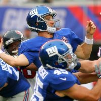 Eli Manning – © USA TODAY Sports Images