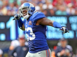 Jameel McClain, New York Giants (September 14, 2014)