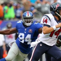 Mathias Kiwanuka – © USA TODAY Sports Images