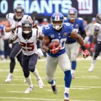 Victor Cruz – © USA TODAY Sports Images