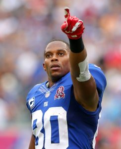 Victor Cruz, New York Giants (September 21, 2014)