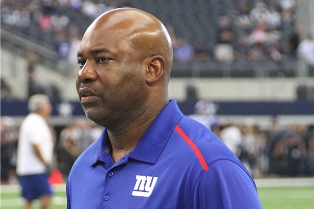 October 31, 2014 New York Giants Coach Media Sessions