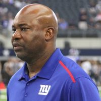 Perry Fewell, New York Giants (October 19, 2014)
