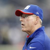 Tom Coughlin, New York Giants (October 19, 2014)