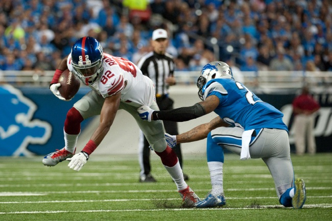 Rueben Randle, New York Giants (September 8, 2014)