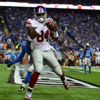 Larry Donnell, New York Giants (September 8, 2014)
