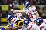 Game Preview: New York Giants at Los Angeles Rams, October 23, 2016