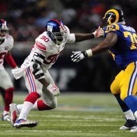Report - Giants Hope Jason Pierre-Paul Can Play Final Four Games