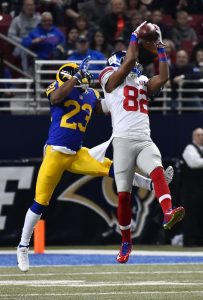 Rueben Randle, New York Giants (December 21, 2014)