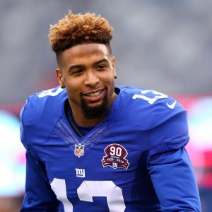 Odell Beckham, New York Giants (December 28, 2014)