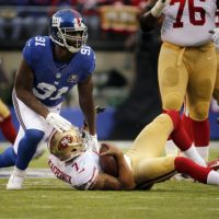 Injury Setbacks for Victor Cruz, Robert Ayers, Markus Kuhn
