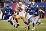 Game Review: San Francisco 49ers at New York Giants, November 16, 2014