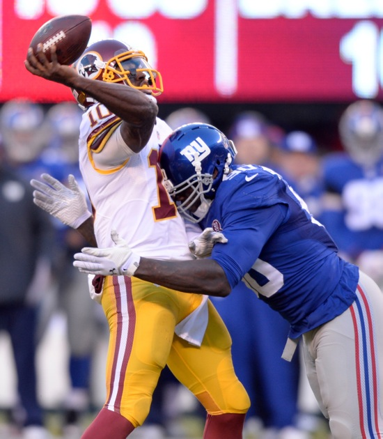 Jason Pierre Paul Rookie: New York Giants 2014 Positional Review: Defensive Line