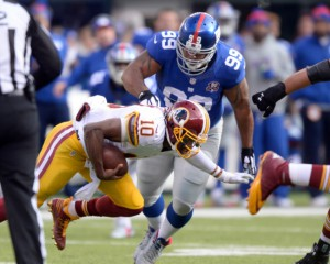 Cullen Jenkins, New York Giants (December 14, 2014)