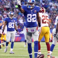 Rueben Randle, New York Giants (December 14, 2014)