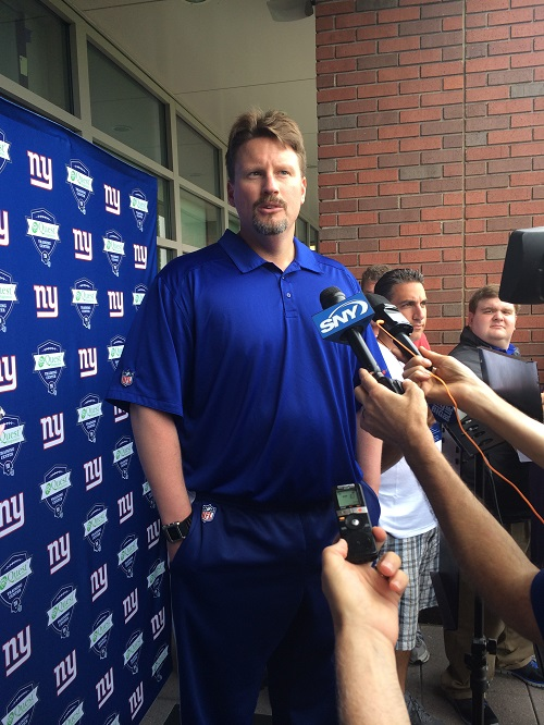 Ben McAdoo - Photo by Connor Hughes
