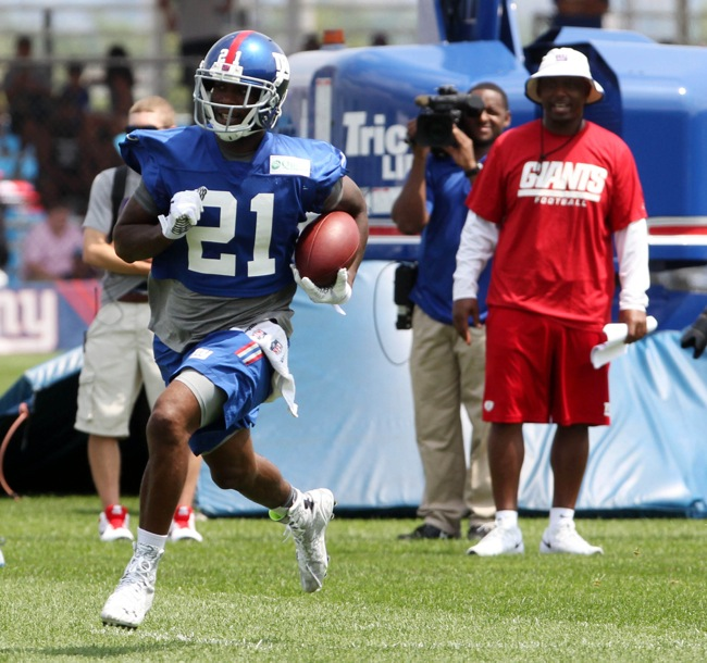 Dominique Rodgers-Cromartie, New York Giants (July 22, 2014)